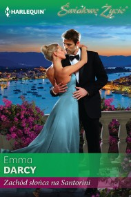 okładka Zachód słońca na Santorini. Ebook | EPUB,MOBI | Emma Darcy