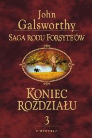 okładka Saga rodu Forsyte'ów. Koniec rozdziału 3. Za rzeką. Ebook | EPUB,MOBI | John Galsworthy