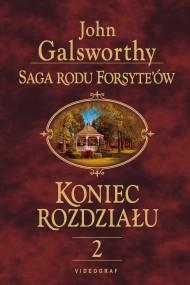 okładka Saga rodu Forsyte'ów. Koniec rozdziału 2. Kwiat na pustyni. Ebook | EPUB,MOBI | John Galsworthy