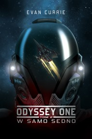 okładka Odyssey One #2: W samo sedno. Ebook | papier | Evan Currie