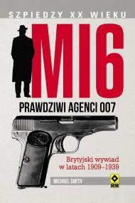 okładka MI6. Prawdziwi agenci 007, Ebook | Michael Smith