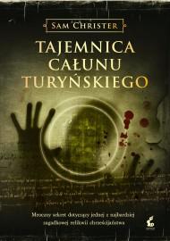 okładka Tajemnica Całunu Turyńskiego. Ebook | EPUB,MOBI | Sam Christer