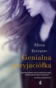 okładka Genialna przyjaciółka. Ebook | papier | Elena Ferrante