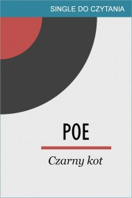 okładka Czarny kot. Ebook | EPUB,MOBI | Edgar Allan Poe