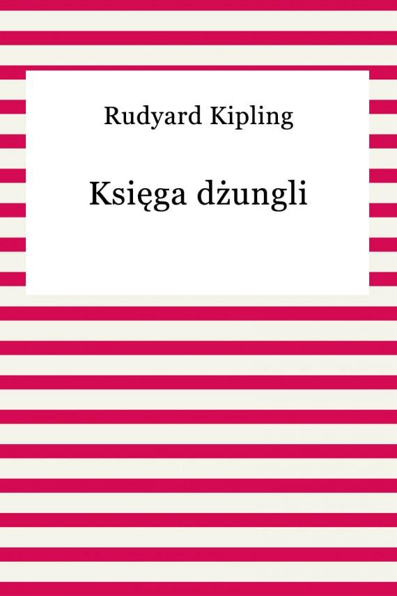 okładka Księga dżungliebook | EPUB, MOBI | Rudyard Kipling