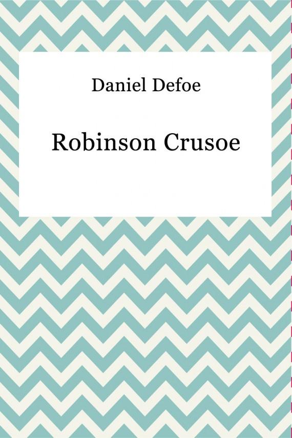 okładka Robinson Crusoeebook | EPUB, MOBI | Daniel Defoe