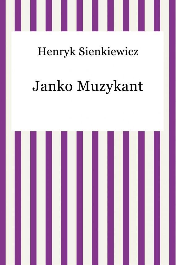 okładka Janko Muzykantebook | EPUB | Henryk Sienkiewicz