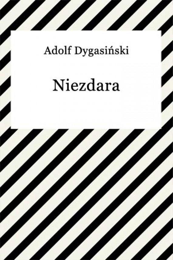 okładka Niezdaraebook | EPUB, MOBI | Adolf Dygasiński