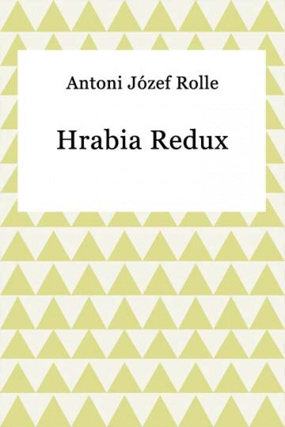 okładka Hrabia Reduxebook | EPUB, MOBI | Antoni Józef Rolle