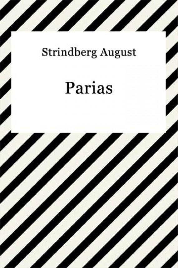okładka Parias. Ebook | EPUB, MOBI | August Strindberg