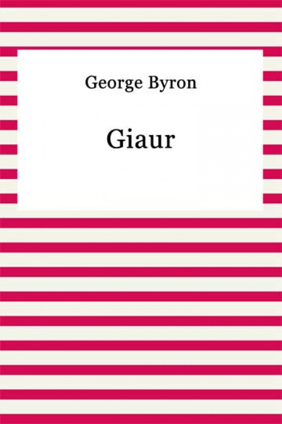 okładka Giaur. Ebook | EPUB, MOBI | George Byron