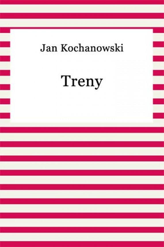 okładka Trenyebook | EPUB, MOBI | Jan Kochanowski