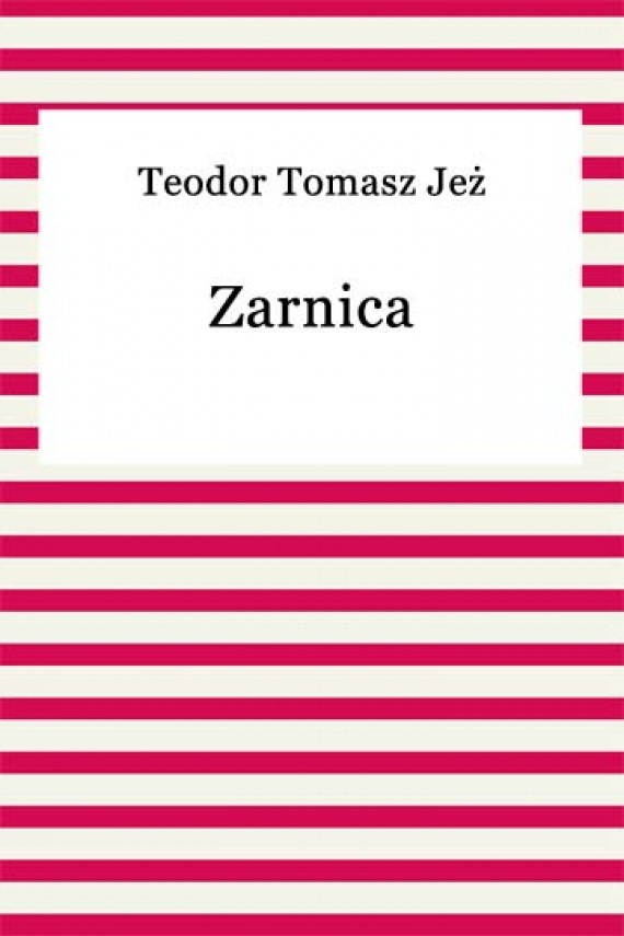 okładka Zarnica. Ebook | EPUB, MOBI | Teodor Tomasz Jeż