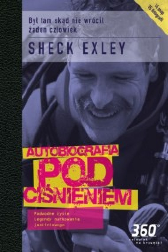 okładka Autobiografia pod ciśnieniemebook | EPUB, MOBI | Sheck Exley