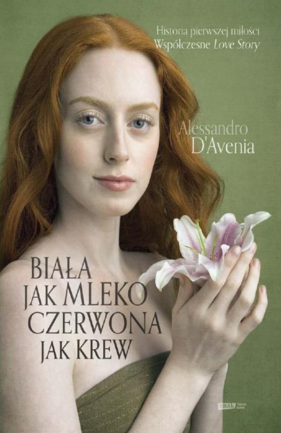 okładka Biała jak mleko. czerwona jak krew. Ebook | EPUB_DRM | Alessandro D'Avenia