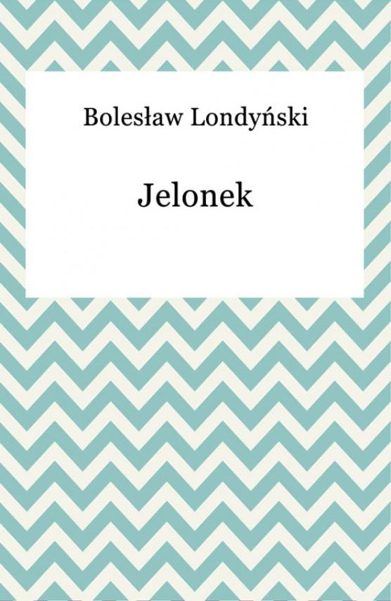 okładka Jelonekebook | EPUB, MOBI | Bolesław Londyński