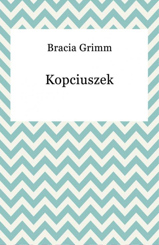 okładka Kopciuszek. Ebook | EPUB, MOBI | Bracia Grimm