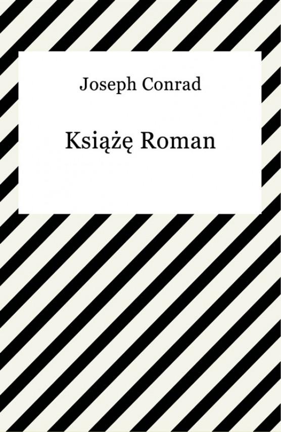 okładka Książę Romanebook | EPUB, MOBI | Joseph Conrad