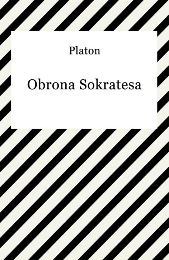 okładka Obrona Sokratesaebook | EPUB, MOBI | Platon