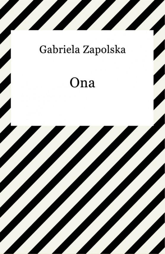 okładka Onaebook | EPUB, MOBI | Gabriela Zapolska