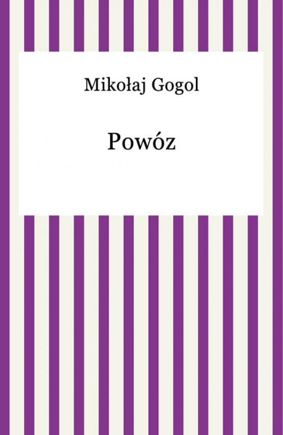 okładka Powózebook | EPUB, MOBI | Mikołaj Gogol