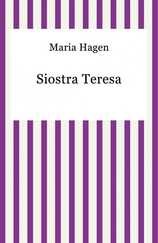 okładka Siostra Teresaebook | EPUB, MOBI | Maria Hagen