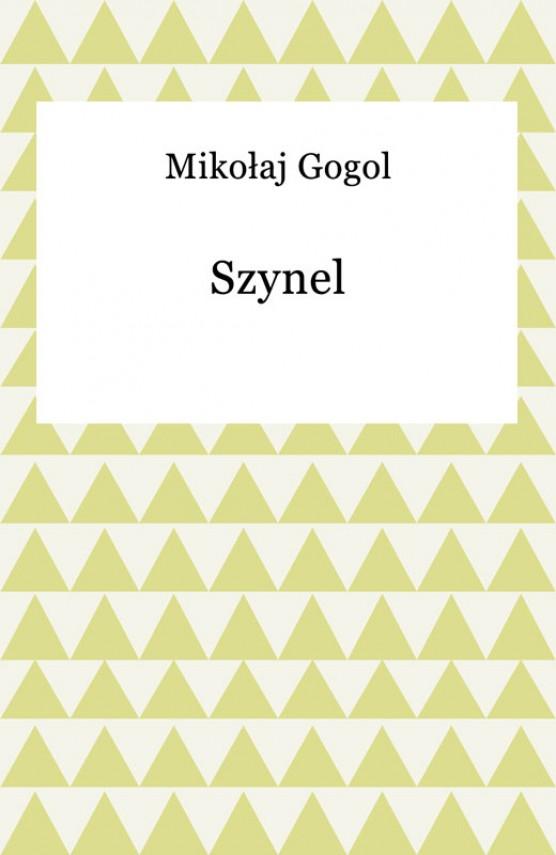 okładka Szynelebook | EPUB, MOBI | Mikołaj Gogol