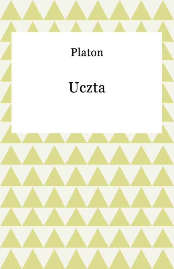 okładka Uczta. Ebook | EPUB, MOBI | Platon