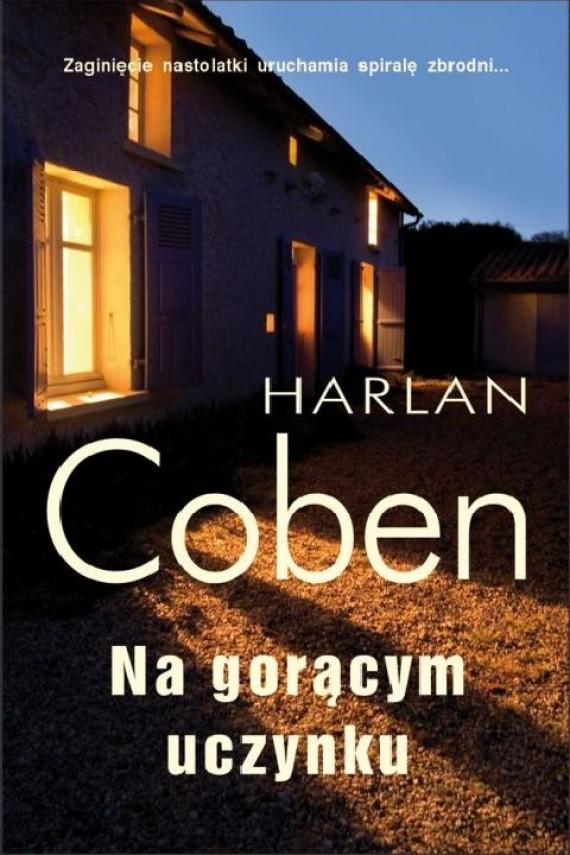 okładka Na gorącym uczynku. Ebook | EPUB, MOBI | Harlan Coben