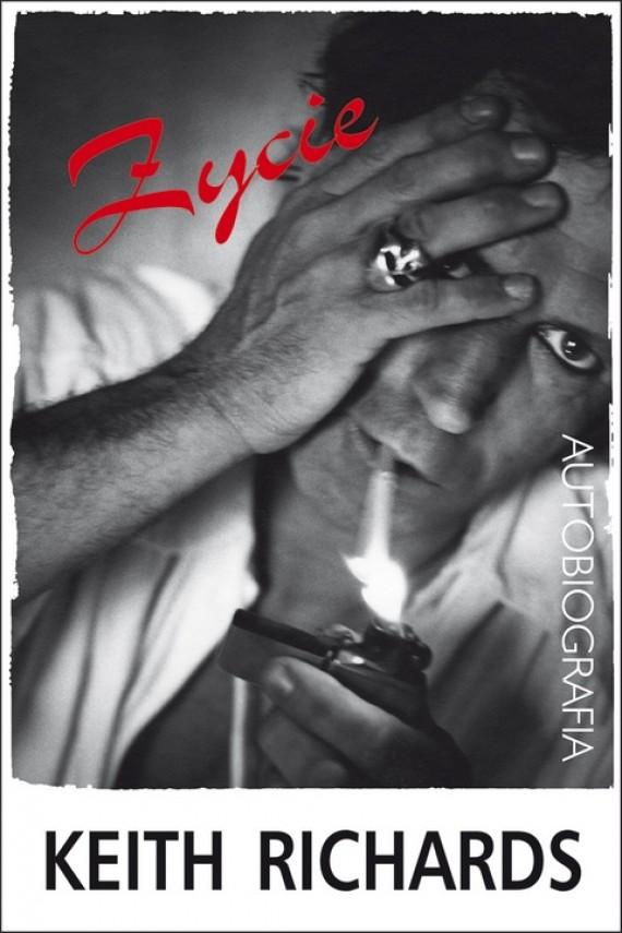 okładka Życie. Keith Richards. Ebook | EPUB, MOBI | Keith Richards