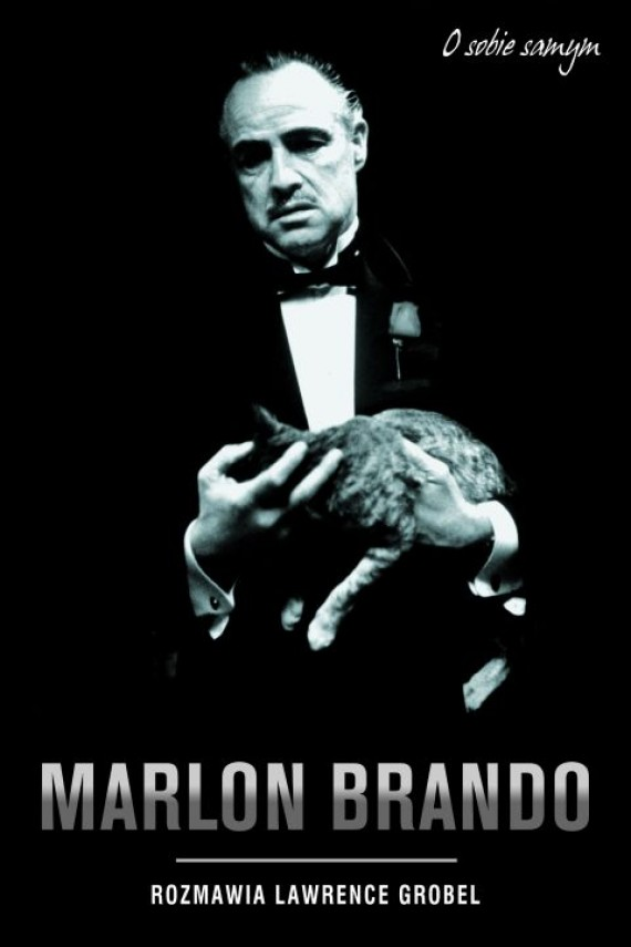 okładka Marlon Brandoebook | EPUB, MOBI | Lawrence Grobel