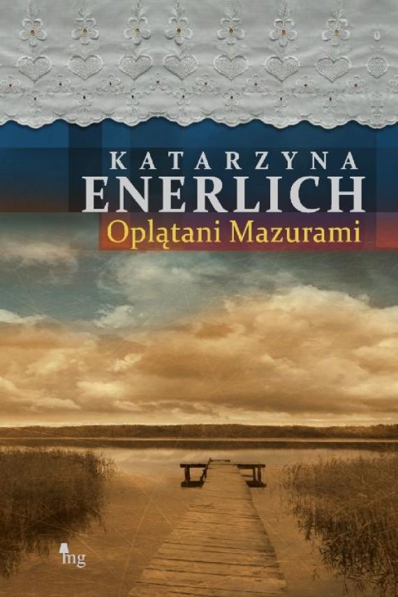 okładka Oplątani Mazuramiebook   PDF   Katarzyna Enerlich