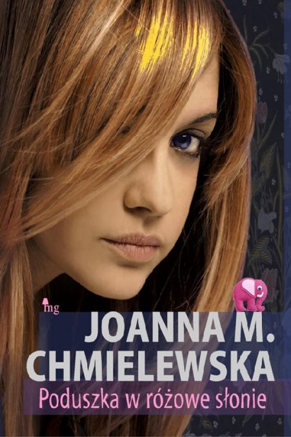 okładka Poduszka w różowe słonieebook   PDF   Joanna M. Chmielewska