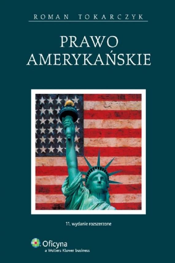 okładka Prawo amerykańskie. Ebook   EPUB_DRM   Roman Tokarczyk