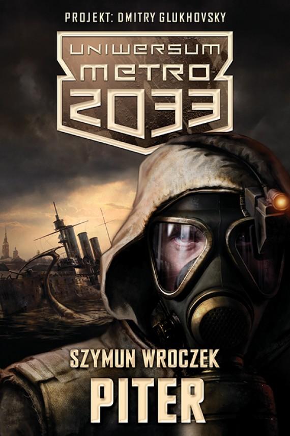okładka Piterebook   EPUB, MOBI   Szymun Wroczek