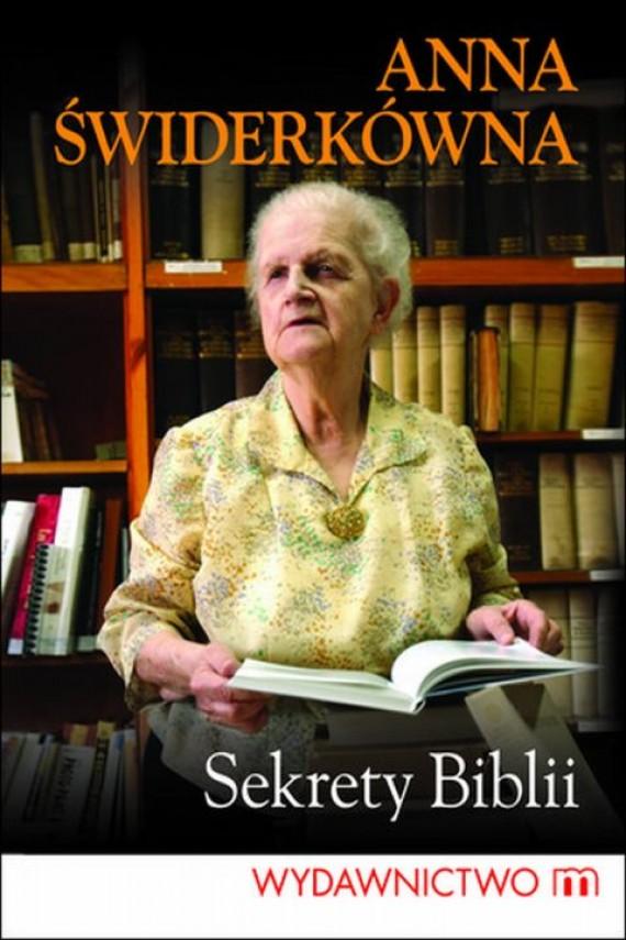 okładka Sekrety Bibliiebook | EPUB, MOBI | Prof. Anna Świderkówna