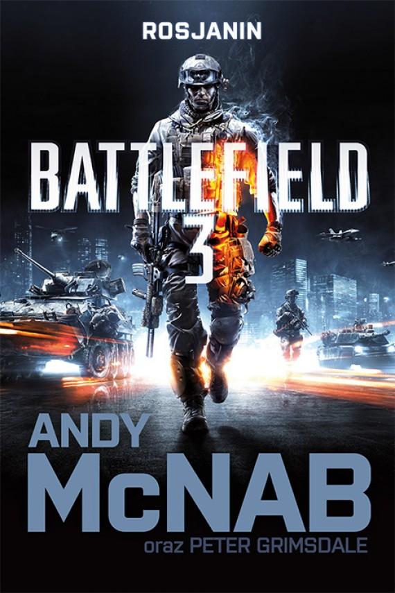 okładka Battlefield 3: Rosjaninebook | EPUB, MOBI | Andy McNab, Peter Grimsdale