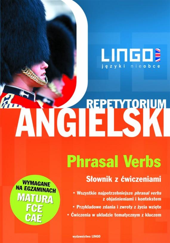 okładka Angielski. Phrasal Verbsebook   PDF   Dorota Koziarska, Alisa Mitchel Masiejczyk