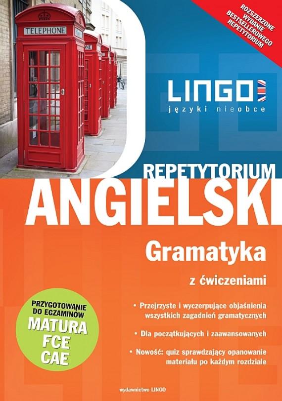 okładka Angielski. Gramatyka z ćwiczeniami (wydanie rozszerzone)ebook | PDF | Anna Treger