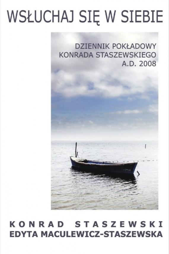 okładka Wsłuchaj się w siebie. Ebook   PDF   Konrad Staszewski
