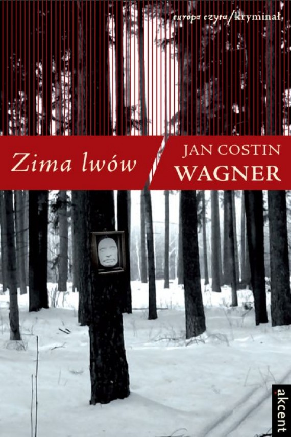 okładka Zima lwów. Ebook | EPUB, MOBI | Jan Costin Wagner