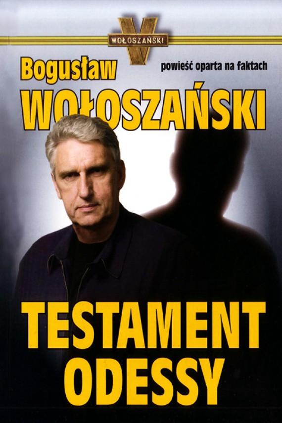 okładka Testament odessyebook | EPUB, MOBI | Bogusław Wołoszański