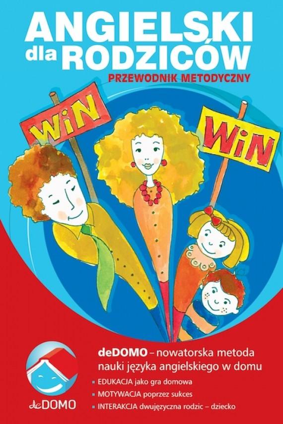 okładka Angielski dla rodziców. Przewodnik metodyczny deDOMO. Ebook | PDF | Grzegorz Śpiewak