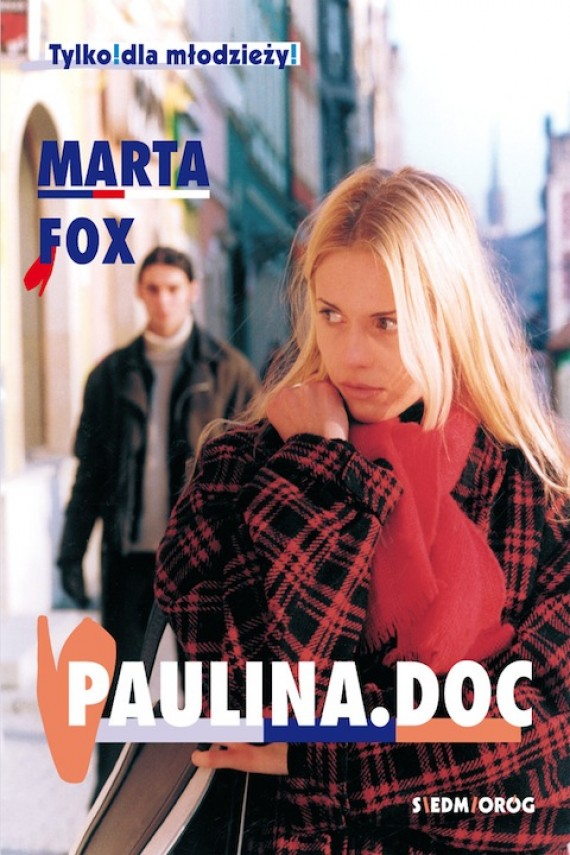 okładka Paulina.doc. Ebook | EPUB, MOBI | Marta Fox