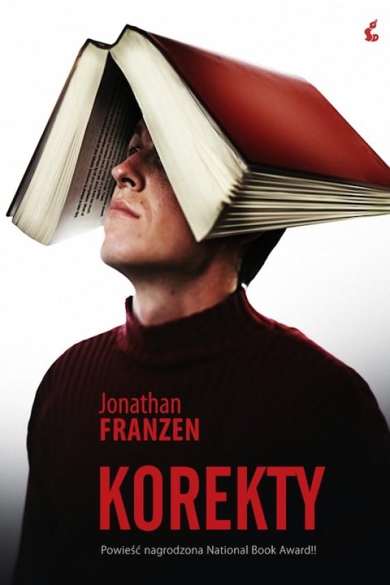 okładka Korekty. Ebook | EPUB, MOBI | Jonathan Franzen
