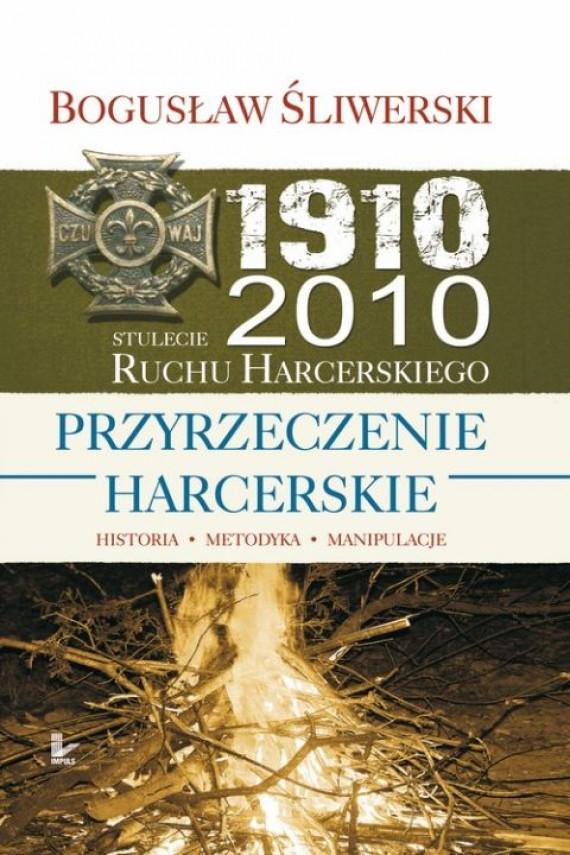 okładka Przyrzeczenie harcerskieebook | PDF | Bogusław Śliwerski