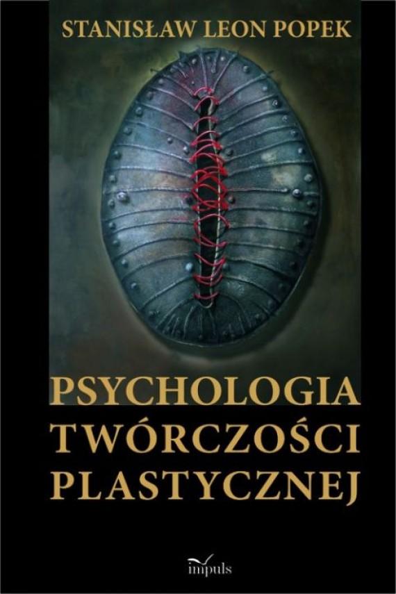 okładka Psychologia twórczości plastycznejebook   PDF   Stanisław Leon Popek