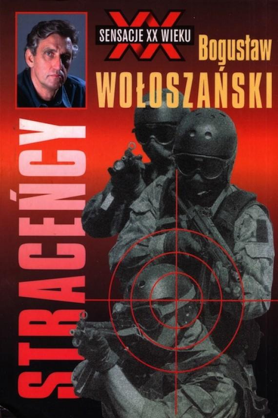 okładka Straceńcyebook | EPUB, MOBI | Bogusław Wołoszański