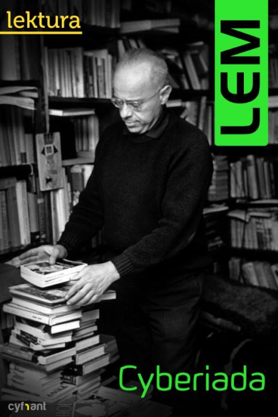okładka Cyberiada. Ebook | EPUB, MOBI | Stanisław Lem