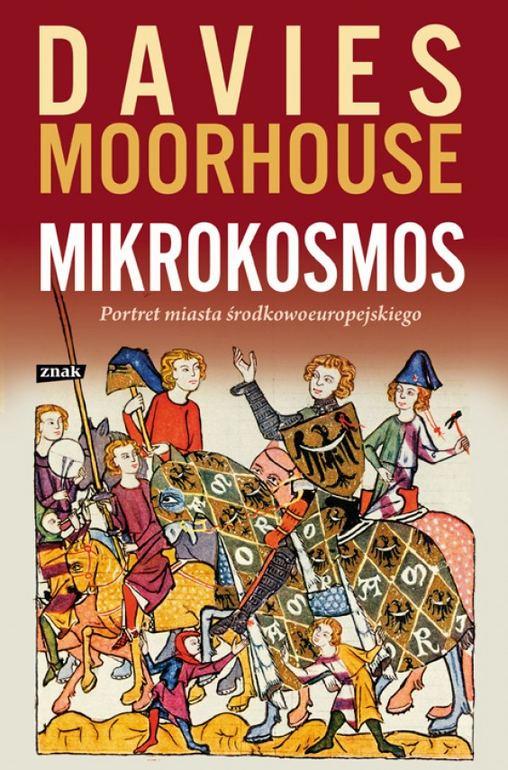 okładka Mikrokosmos. Ebook | EPUB, MOBI | Norman Davies
